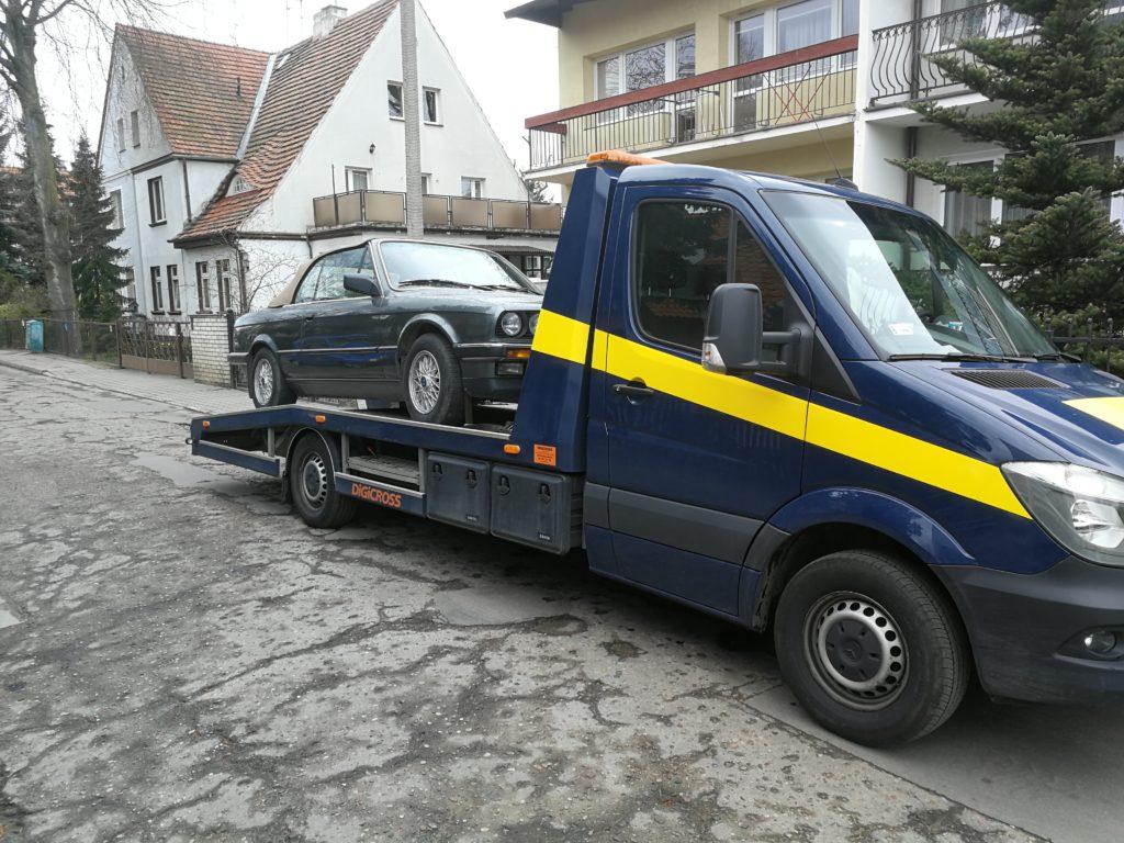 LawetaZaGrosze.pl Gdynia Gdańsk Sopot Trójmiasto laweta 24/7
